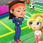 Lucy is Slacking Gym, mobile games for girls