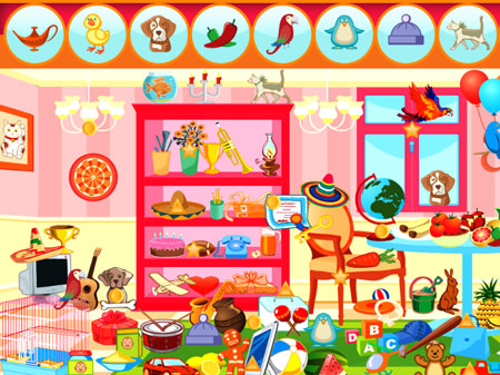 My Dream House, Hidden Object