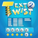Text Twist2 puzzle games for iPhone and Android