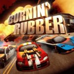 Burnin Rubber racing HTML5 games