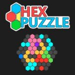 Hex Puzzle game for mobile.
