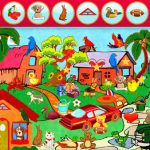 Outdoor Hidden Objects online