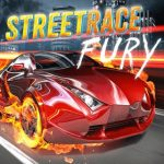 Street Race Fury racing games for mobile