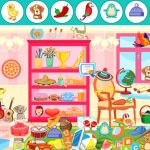Colorfully hidden objects games