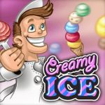 Creamy ice, management games