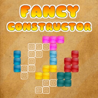 Fancy Constructor puzzle games for mobile phones