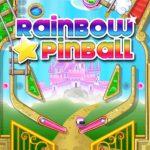 Rainbow Star Pinball, arcade HTML5 game