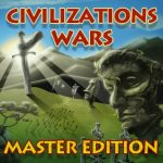 Civilizations wars, strategy game