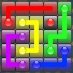 Flow free puzzle. Online mobile games