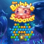 Sea Bubble Shooter-arcade games