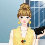 Casual Dress Fashion. Girls games for iPad, iPhone and Android smartphones;