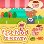 Fast food takeaway mobile online games
