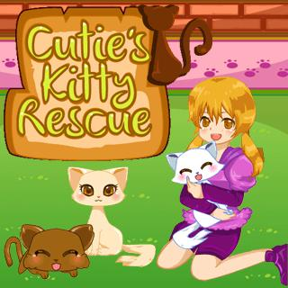 Cuties Kitty Rescue, mobile Time Management games online
