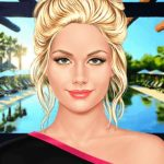 Lily Real Makeup, game for your smart phone or tablet