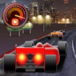 Sprint Club Nitro. Racing game for cell phones