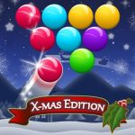 Smarty Bubbles Xmas-Arcade game for smart phone