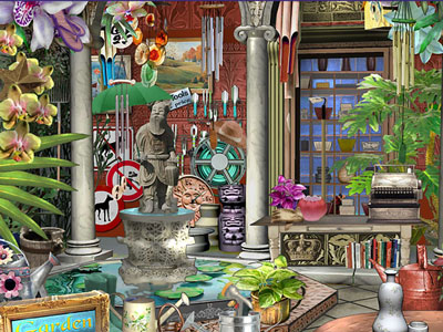 Little Shop Of Treasures, Hidden Object games