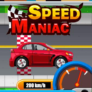 SpeedManiac, Racing game forAndroid and iPhone
