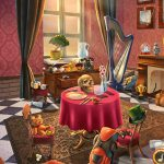 Hiddentastic Mansion, Hidden Object game
