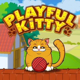 Playful Kitty, Online Arcade games