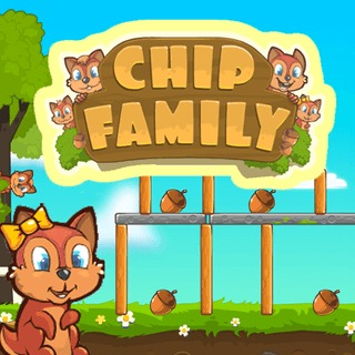 Chip Family, Arcade games