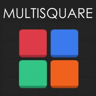 Multi square Puzzle Game