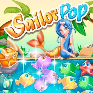 Sailor Pop, Puzzle mobile games online