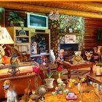 Wooden House, online hidden object games