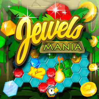 Jewels Mania_Puzzle-games