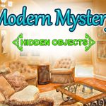 Modern Mystery, Hidden Object games