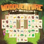 Woodventure is a classical mahjong game
