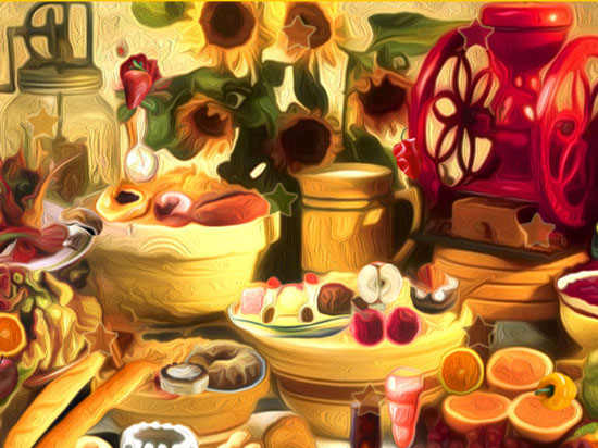 So Delicious, Hidden Object games
