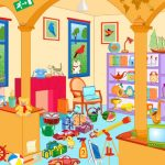 GreenHouse, hidden object Game