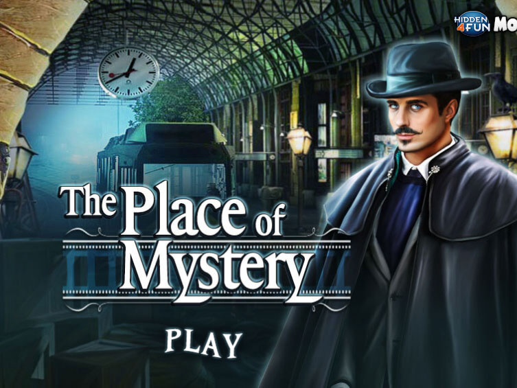 The Place of Mystery, Hidden Object Games